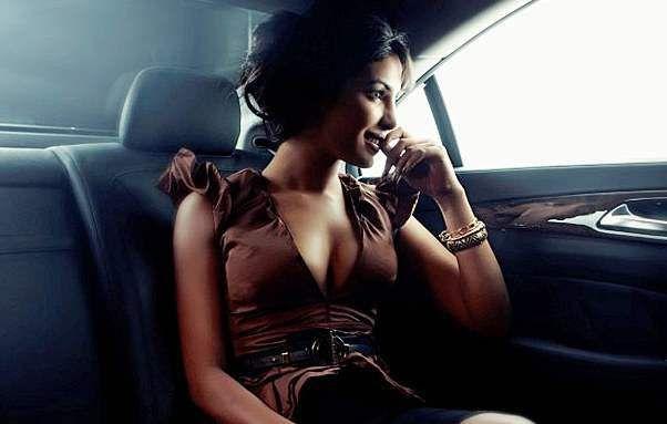 Priyanka Chopra back to India after Quantico shoot
