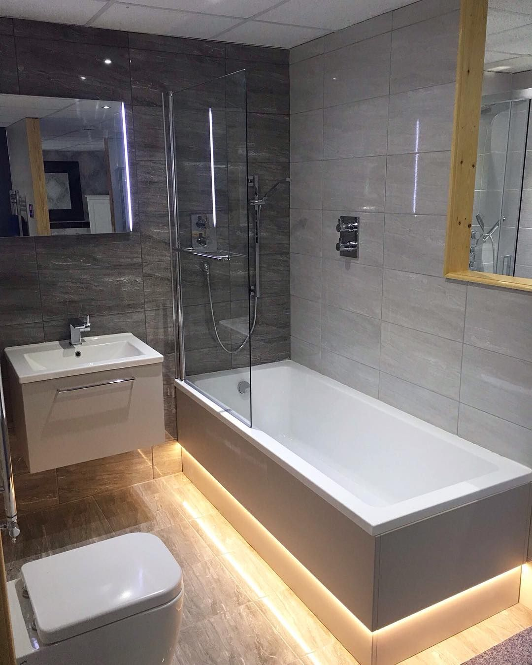 Our Client HPS (Rochester) Have A Great Showroom With Pura Bathrooms Group  Displays,