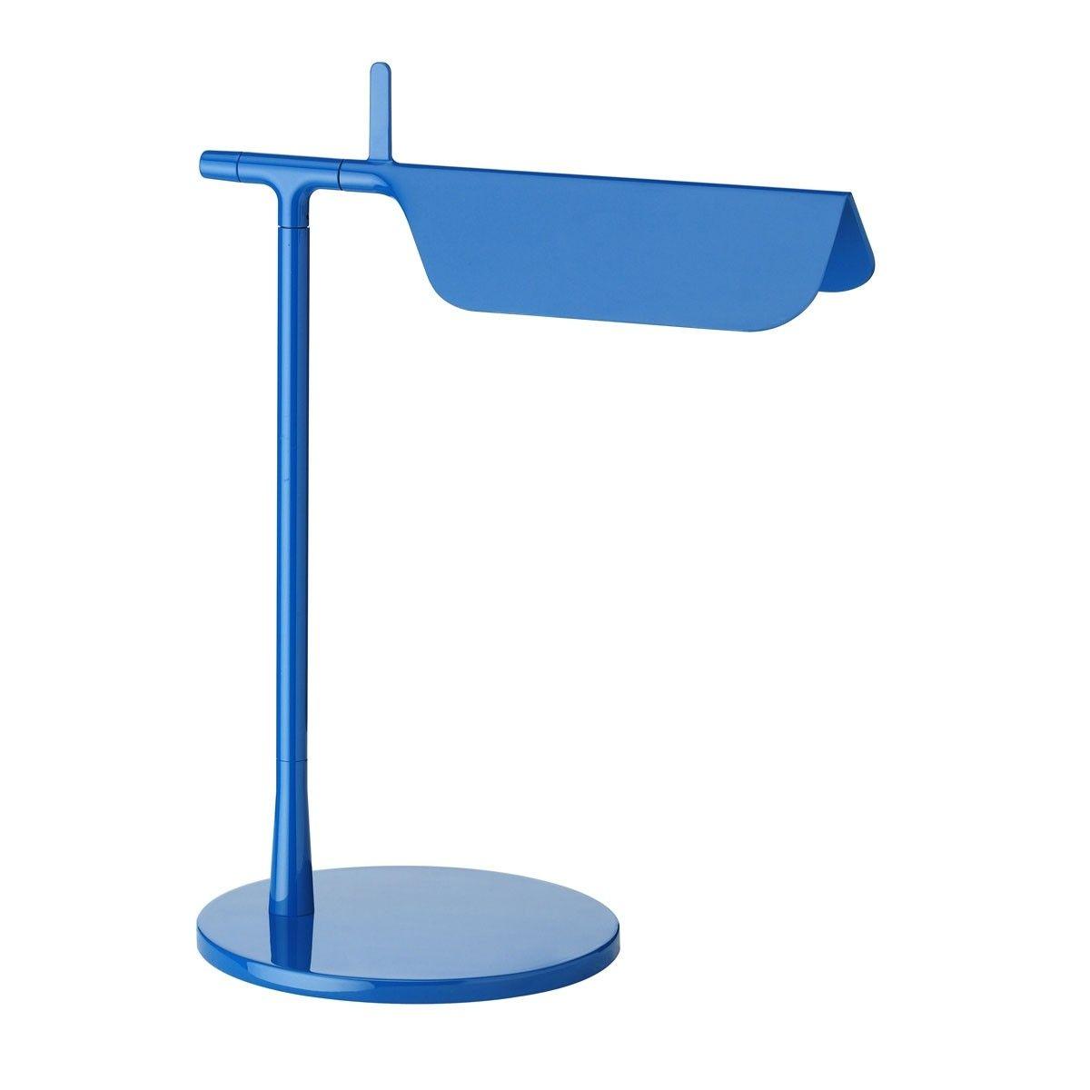 Blue modern table lamp - Flos Tab T Led Table Desk Lamp Replica