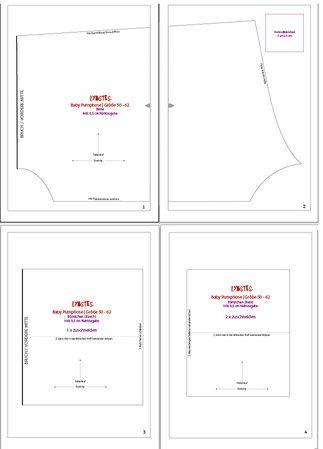Lybstes. Bloomers Patterns Download | printables | Pinterest ...