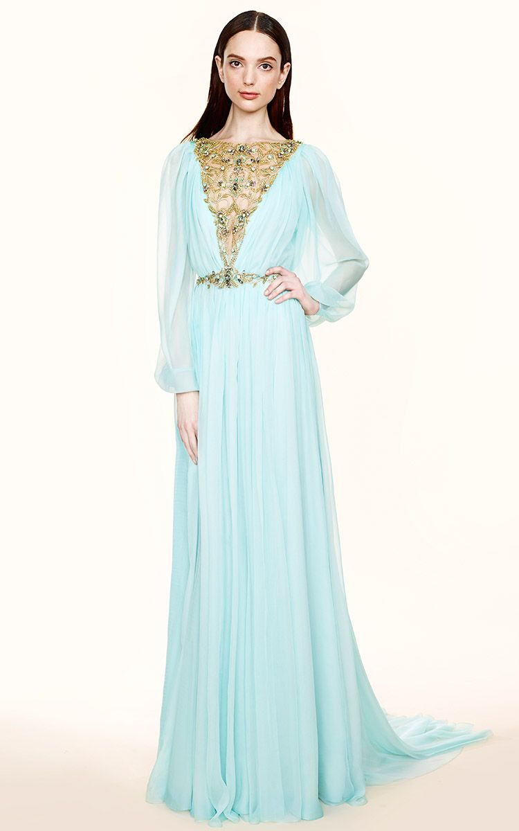 Marchesa resort preorder now on moda operandi hijab fashion