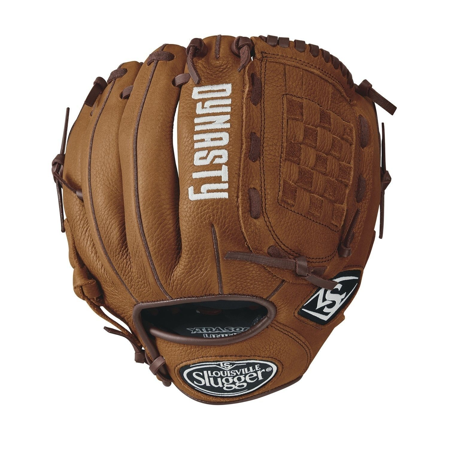 Louisville Slugger Dynasty Brown Leather 11 Inch Right Handed Baseball Glove Louisville Slugger Softball Gloves Baseball Girls