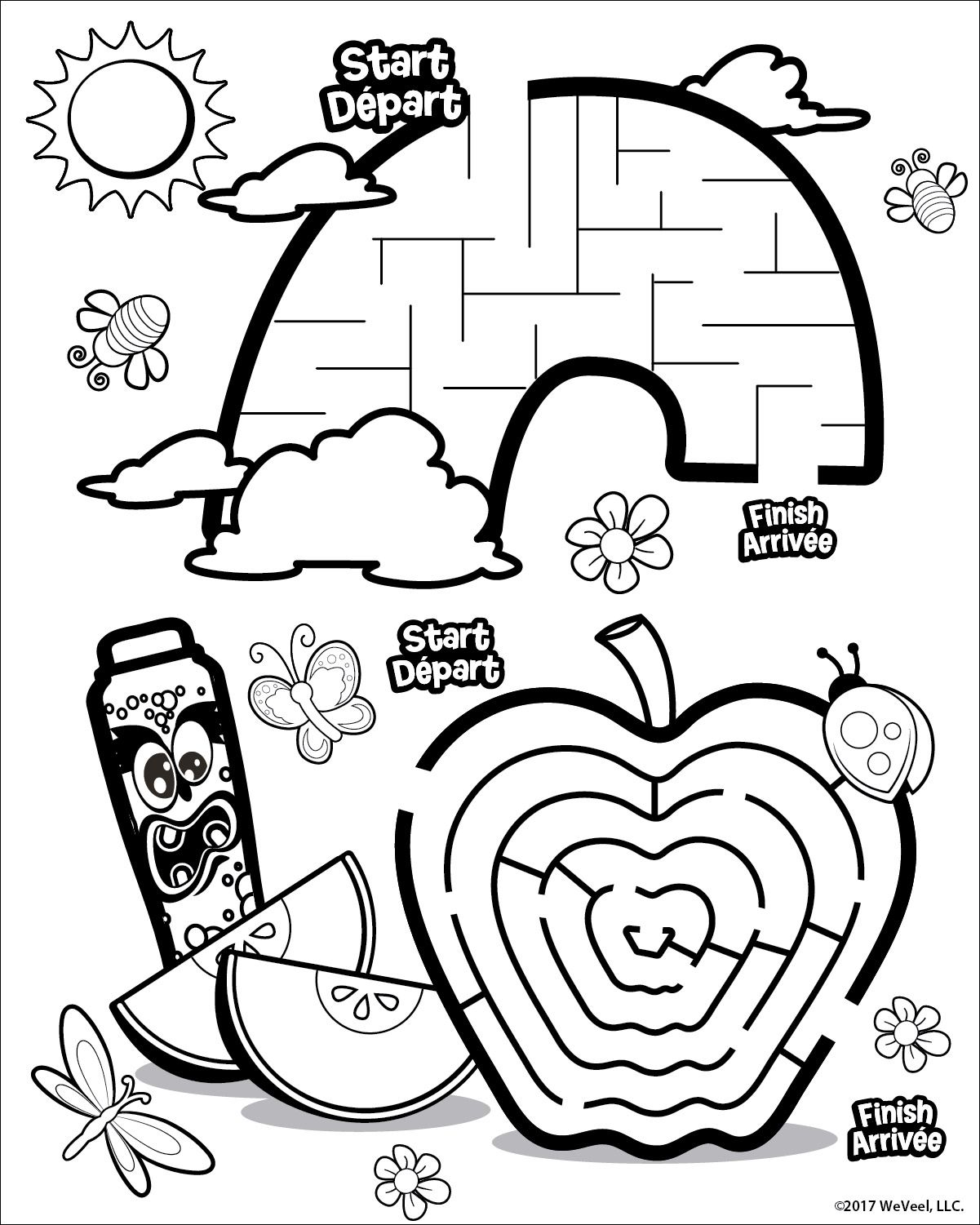 Coloring Pages Activity Pages S Izobrazheniyami Raboty