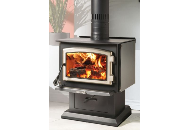 SOLUTION 1.6 WOOD STOVE | Enerzone - SOLUTION 1.6 WOOD STOVE Enerzone Mobile Home Living