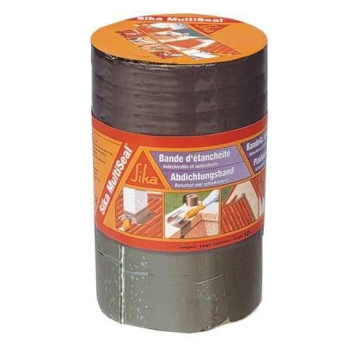 Bande Adhesive D Etancheite Sika Multiseal L 10 X L 0 15 M 1157 G M Bande Etancheite Et Produits