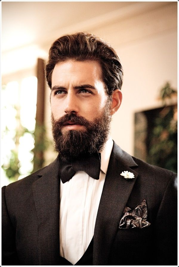 80 Dynamic Wedding Hairstyles For Men Mens hair  beard styling - tipos de barba