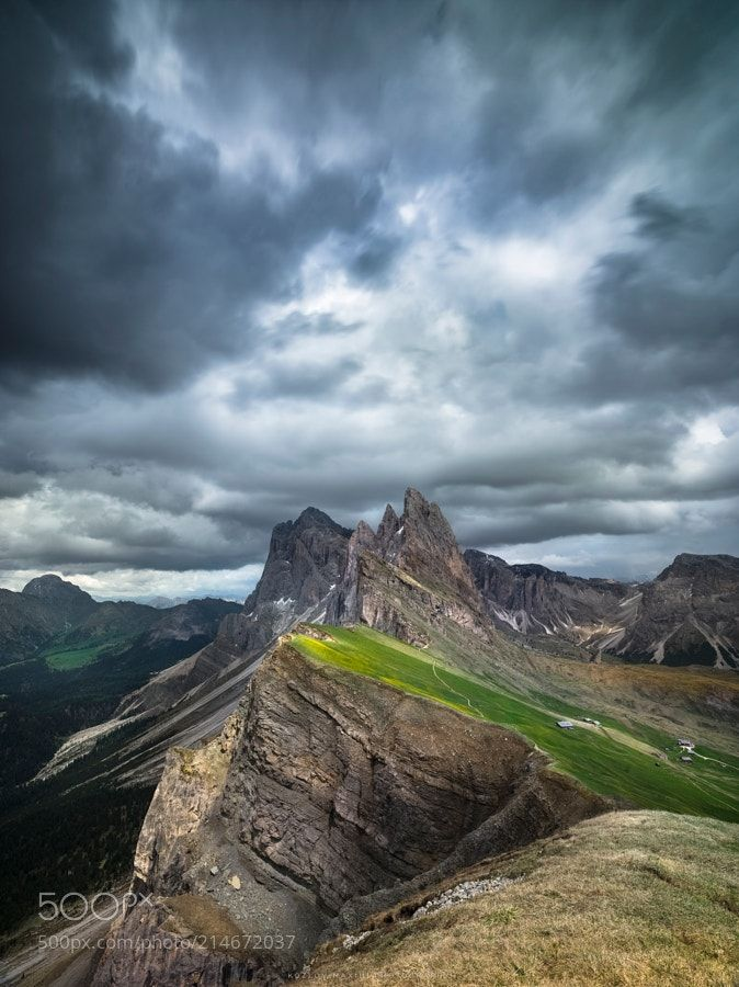 Seceda Dolomites Italy Hd Nature Wallpapers Nature Images
