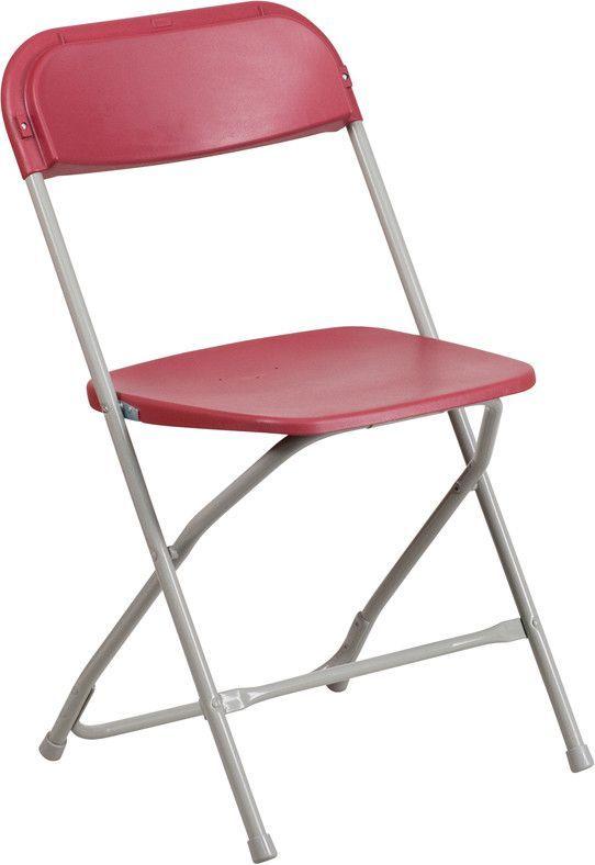 Buy 800 Lb Capacity Premium Plastic Folding Chair At Eventsuber