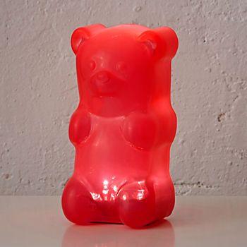 gummy bear night light pink grace pinterest kids night