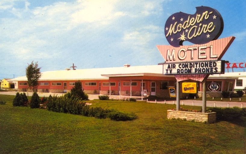 Finest Motel In Fremont Nebraska Modern Aire Hi Way U S 30 Eastfremont