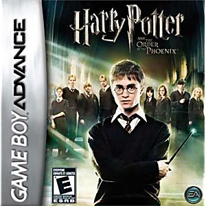 Harry Potter And The Order Of The Phoenix Nintendo Game Boy Advance Harry Potter Order Phoenix Harry Potter Harry Potter Games