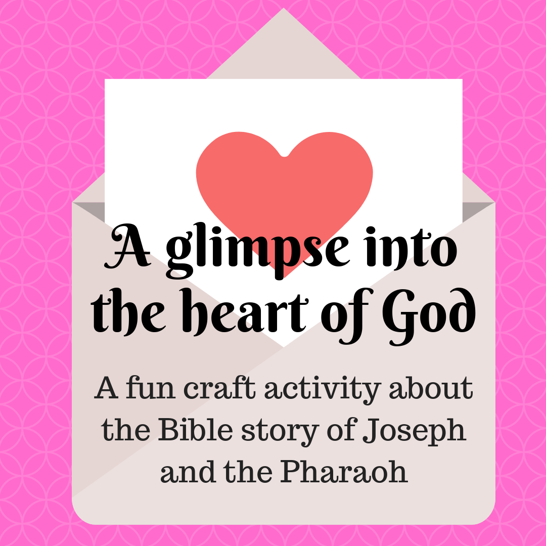 A Glimpse Into The Heart Of God