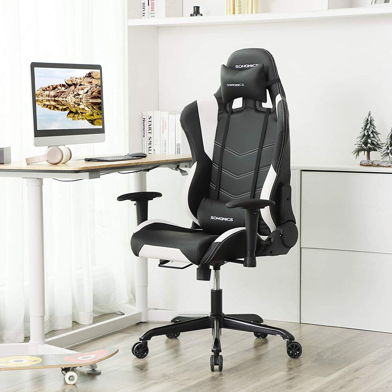 Epingle Par Le Coin Tech Sur Chaises Et Bureaux Avec Images Fauteuil Bureau Chaise Gaming Chaise