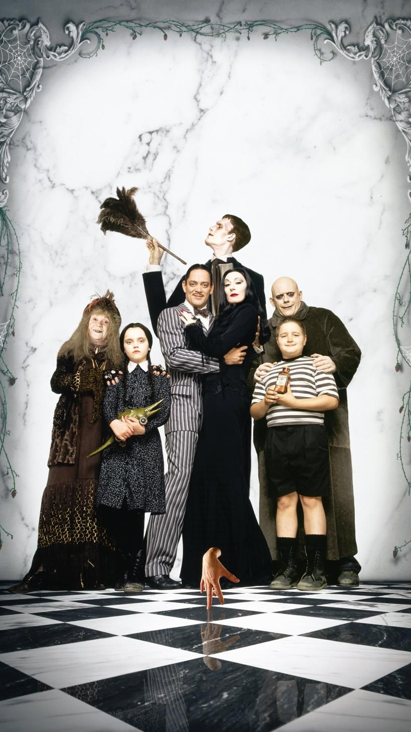 Addams Family Pictures