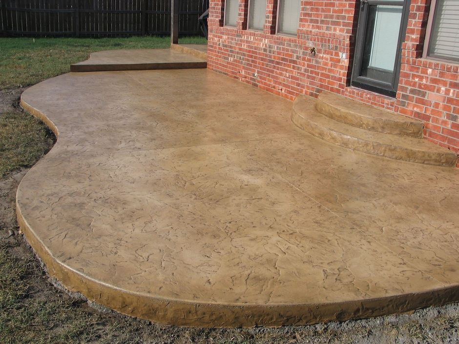 Lovely Concrete Patio Surfaces | FILTERS: All Polished Concrete Stamped Concrete  Acid Staining Epoxy .