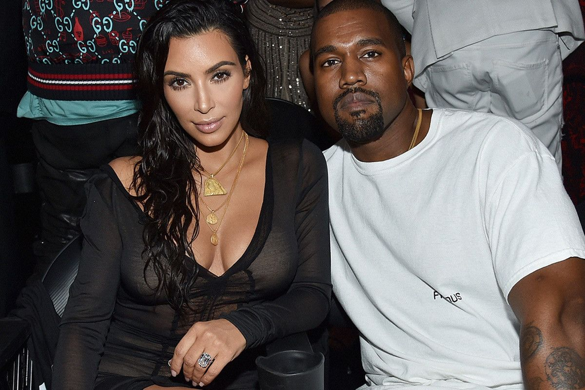 American Rapper Kanye West Husband Of Kim Kardashian West Announces Name Change Ahead Of Snl American Rappers Kim Kardashian Kim