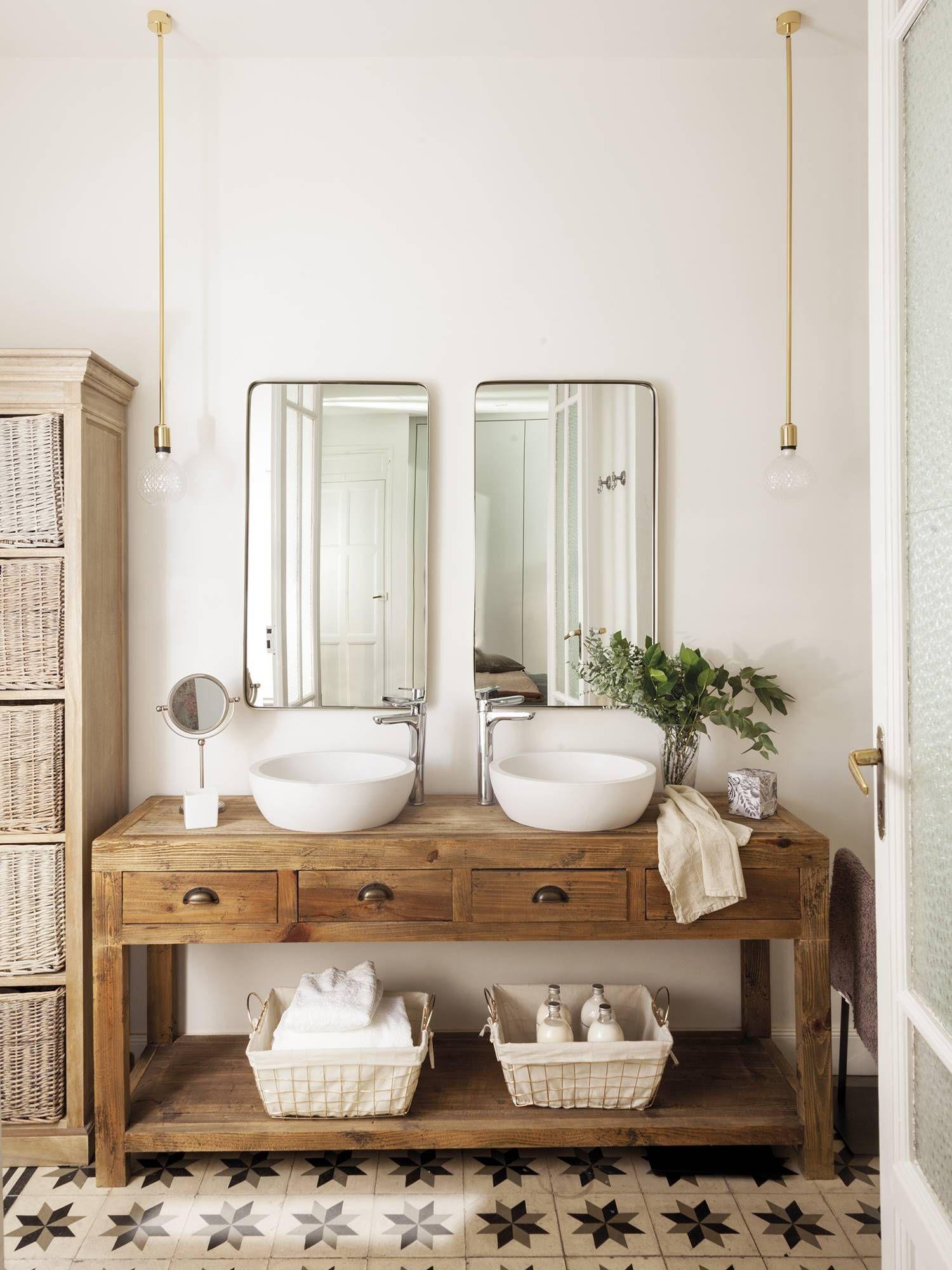Découvrez la décoration chic et naturelle de cet appartement aux sols anciens - PLANETE DECO a homes world