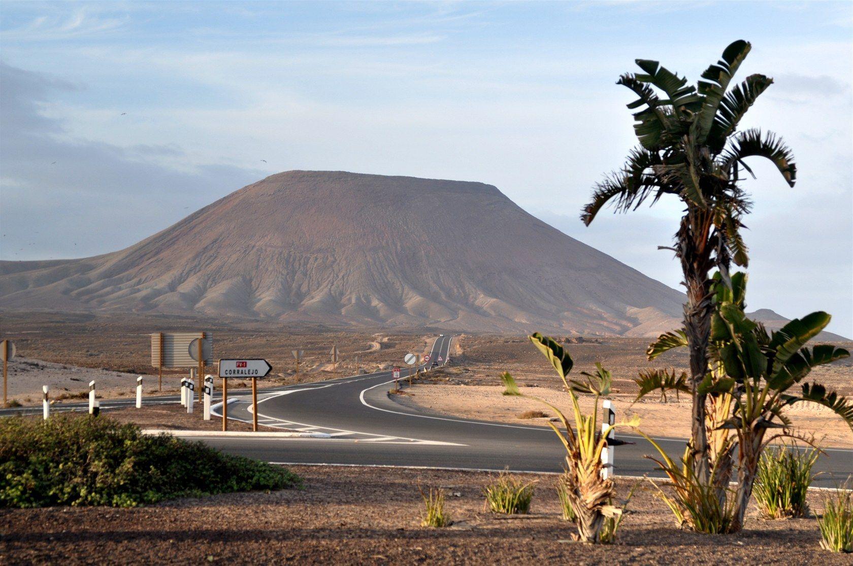 Hotel riu palace tres islas wellnesshotel strand van corralejo - Montana Roja Fuerteventura