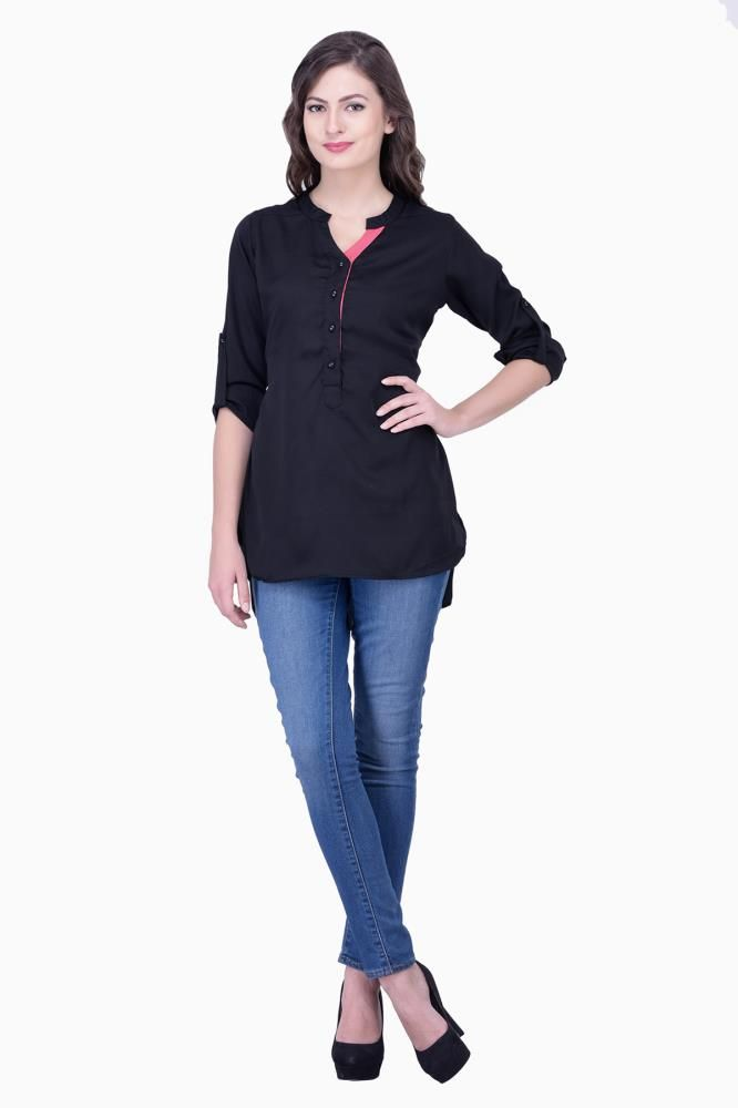Party Wear Office Casual Tops