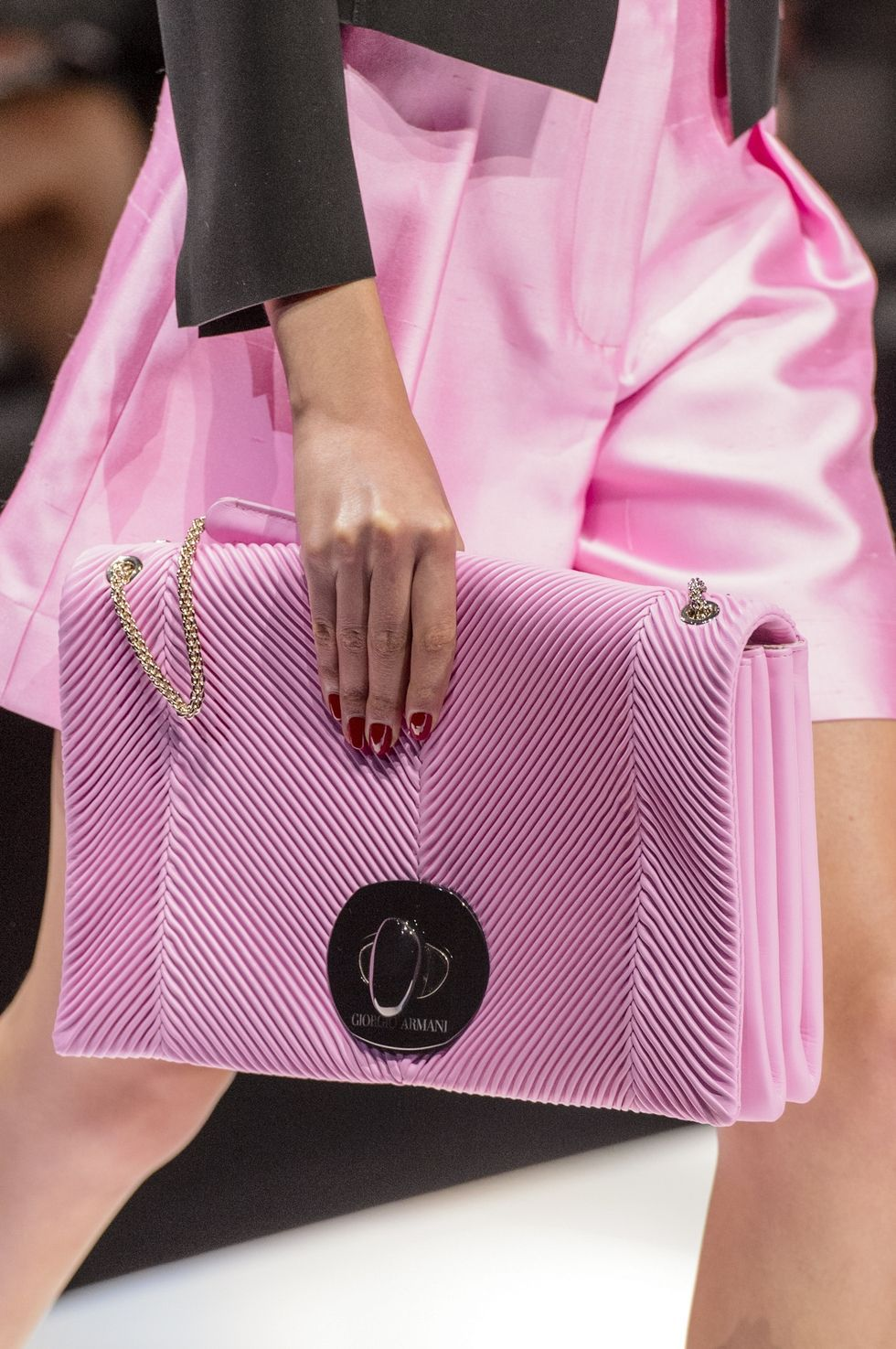 2ccc73a6acc Bag and Purse Trends Spring 2018 - Runway Bags Spring 2018   Bags ...