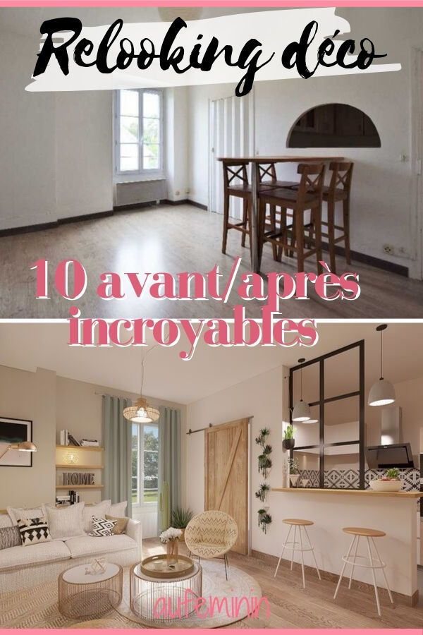 10 transformations déco waouh !