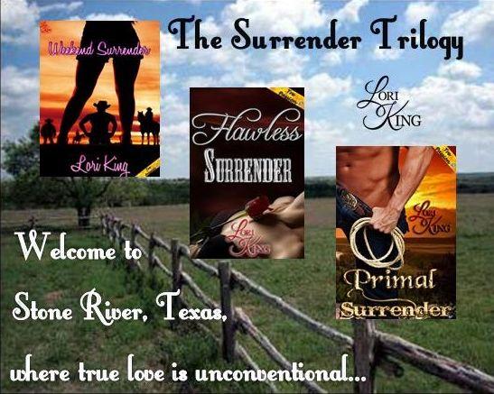 The Surrender Trilogy By Lori King Weekend Surrender Flawless