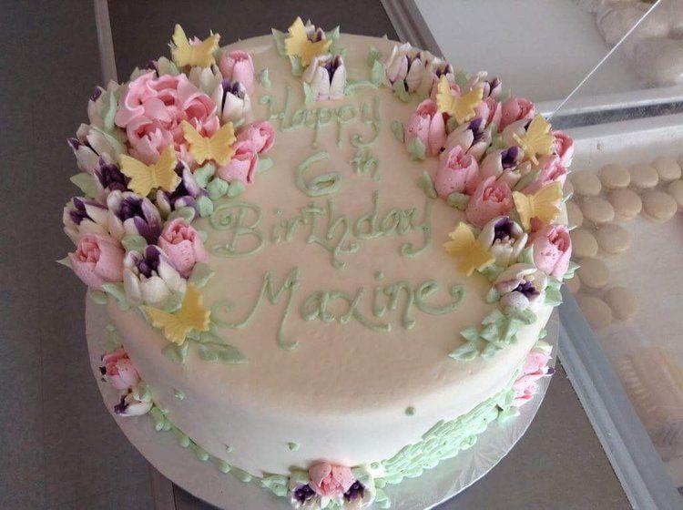 Happy Birthday Maxine Happy Birthday Maxine Cake