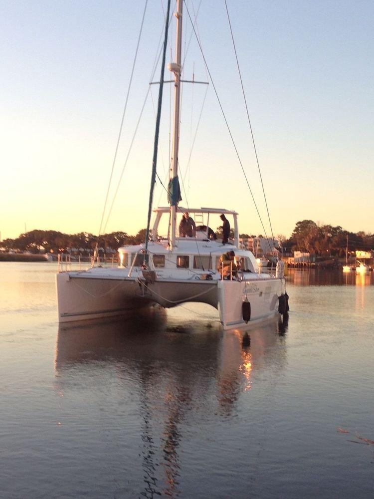 2006 Lagoon 440 Ebay Motors Boats Sailboats Ebay Cobaltboatsluxury Boat Catamaran Boat Insurance