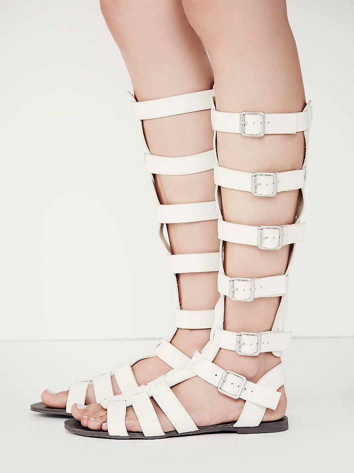 3ed31dcad4d Faryl Robin + Free People Republik Vegan Gladiator Sandals at Free People  Clothing Boutique