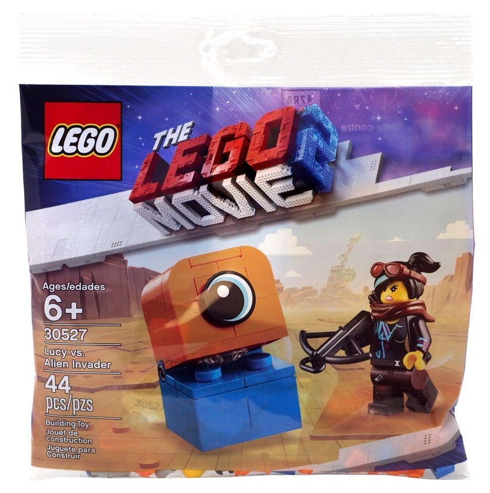 LEGO Movie Polybags Sealed
