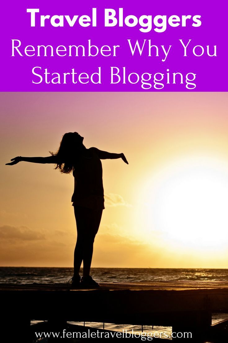 Blogging can be so hard. Some days you feel like all you want to do is give up. If you're having one of those days, read this post to remember why you need to keep blogging even on your worst days. We will remind you why you started your travel blog in the first place. Don't forget to save this to your blogging board to help brighten another blogger's day.