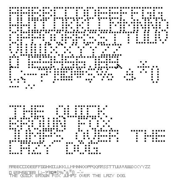 Pixel Font, Decorative Font, Professional Fonts