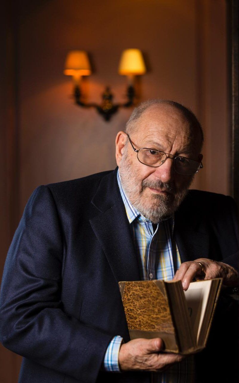 "gregorygalloway: ""Umberto Eco (5 January 1932 – 19 February 2016) """