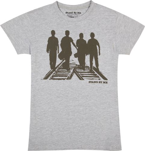 Stand By Me Shirt. WANT I love that movie!