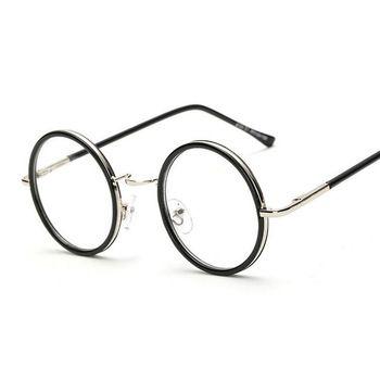 2015 Vintage Round 9 Colors Optical Frame Eye Glasses Frames for Men ...