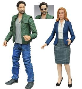 Picture of X-Files 2016 Mini-Series Select Action Figures Asst.