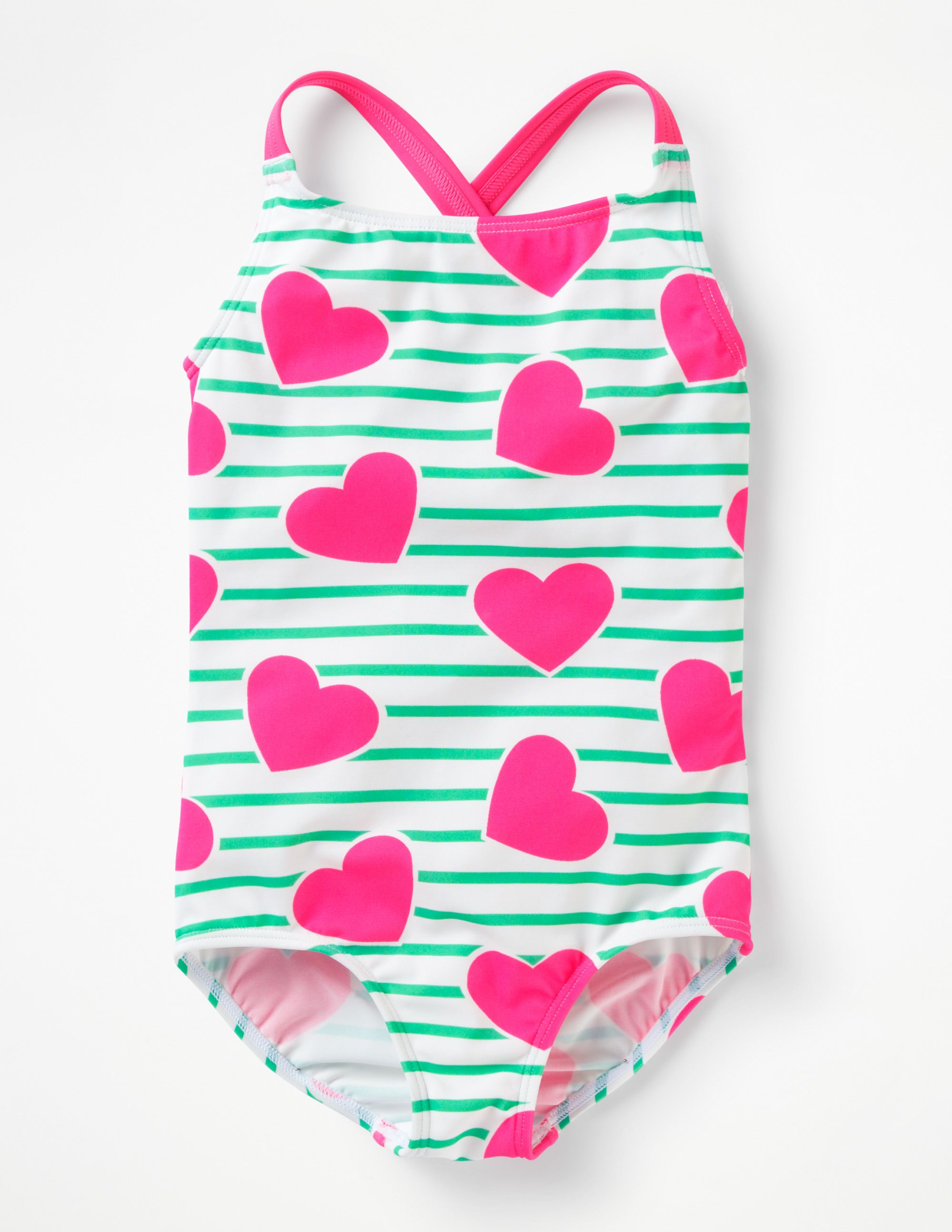 Girls Heart swimsuit