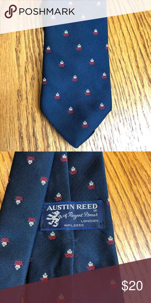 Austin Reed London Navy Men S Tie Austin Reed London Navy Men S Tie Austin Reed Accessories Ties Austin Reed Navy Man Austin