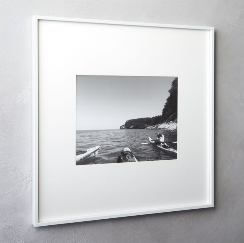 Gallery White 11x14 Picture Frame Reviews Cb2 11x14 Picture Frame Unique Picture Frames Floating Picture Frames