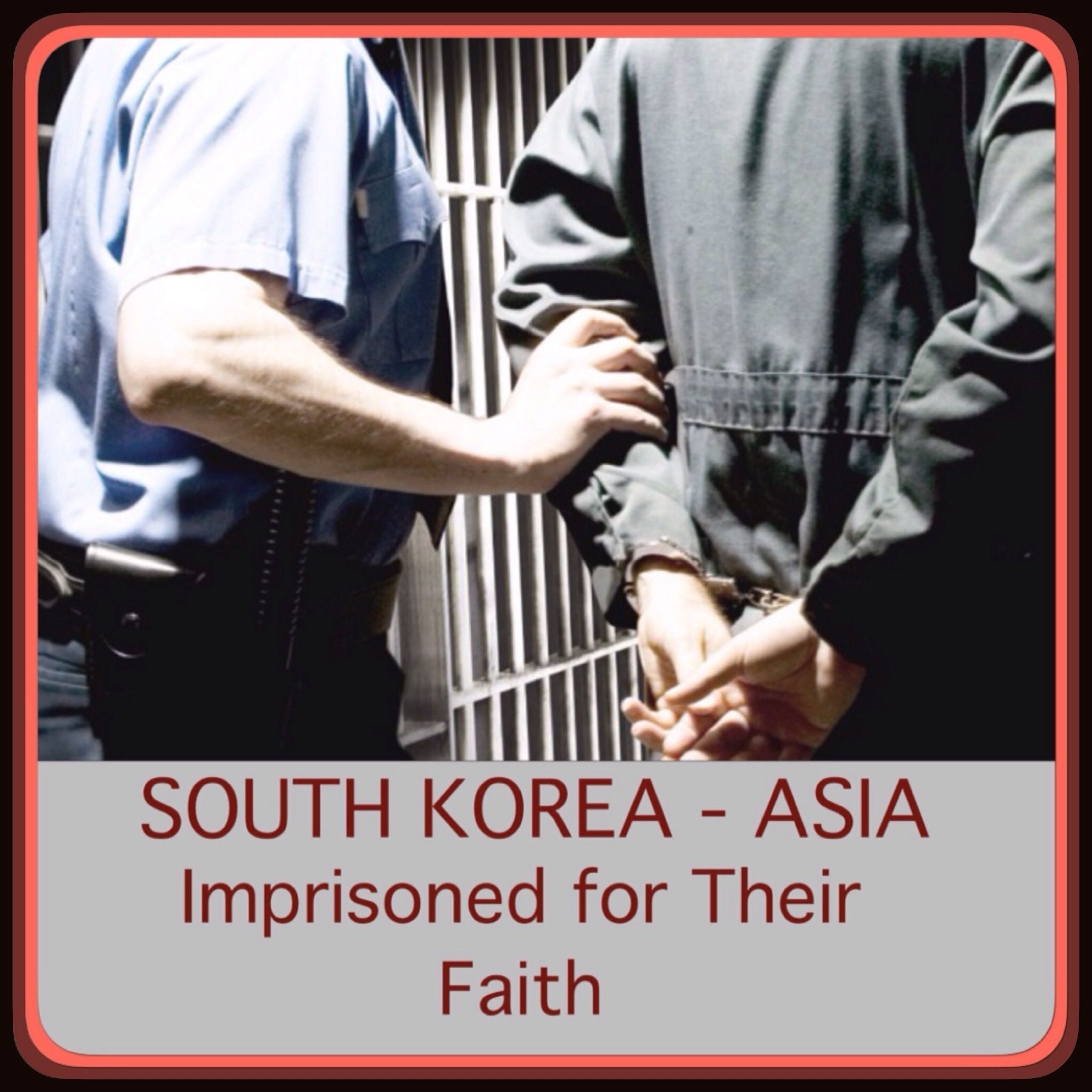 South Korea Imprisoned For Their Faith The International View Of The Right To Conscientious Objection To Re Jehovah S Witnesses Jehovah Jehovah S Witnesses