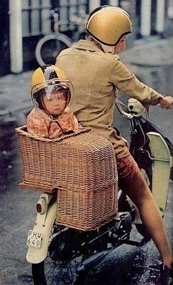 What a rad carrier! Why isn't this kid the most stoked ever?