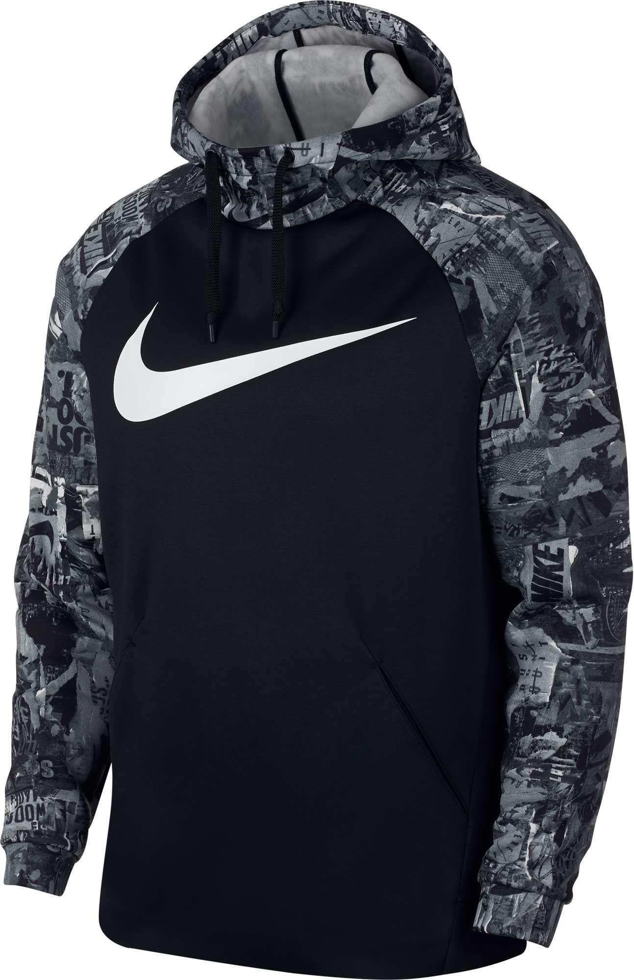 0f5fd972b Nike Men's Therma Rip N Tear Graphic Hoodie | Products | Hoodies ...