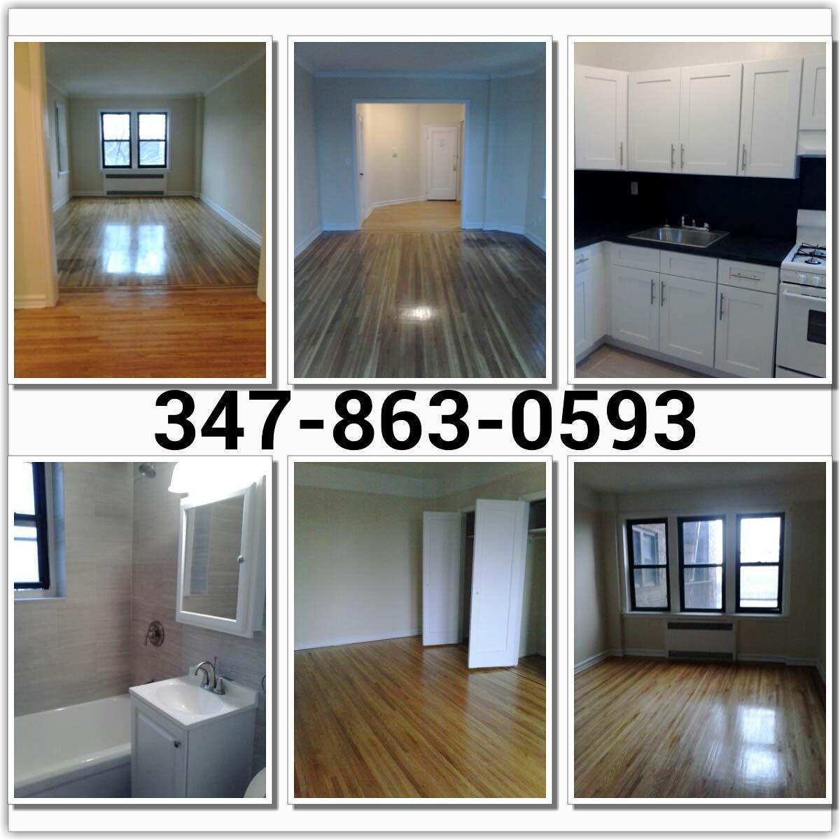 1700 1 bedroom apartment in jackson heights, queens nyc