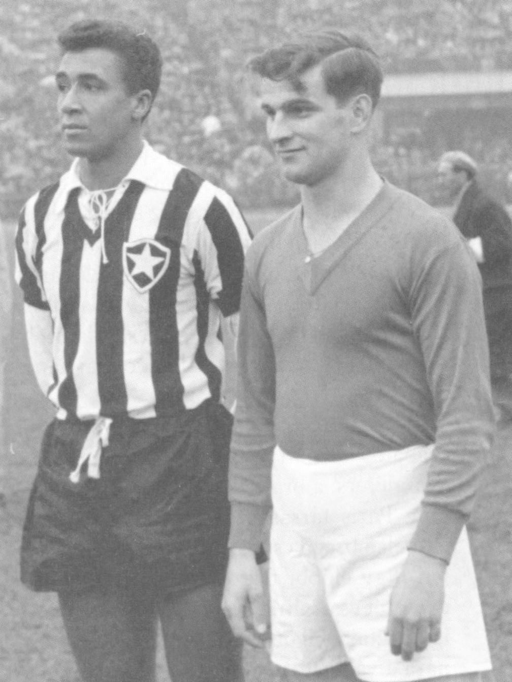 Sándor Kocsis Botafogo
