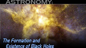 Black Holes, no longer Science fiction, now Science fact ...