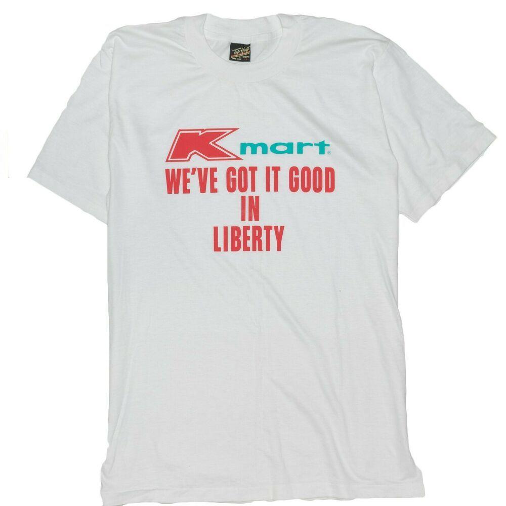 e1379d67f Vintage 80's KMart Men's Large T-Shirt Top Half Tropix Short Sleeve 50/50  Blend #Tropix #GraphicTee