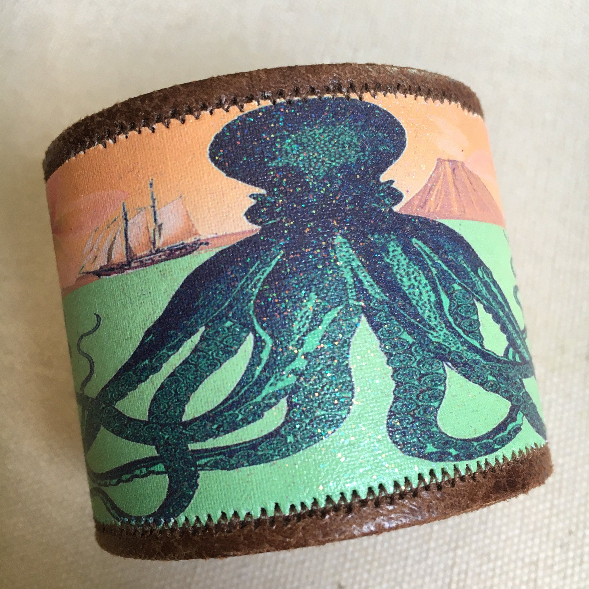 Octopus Cuff Bracelet Sea Things Ventura