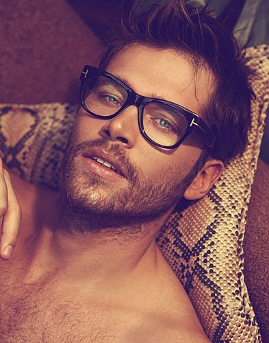 d9778d8fcc Tom Ford glasses for men. Love those glasses and hair!