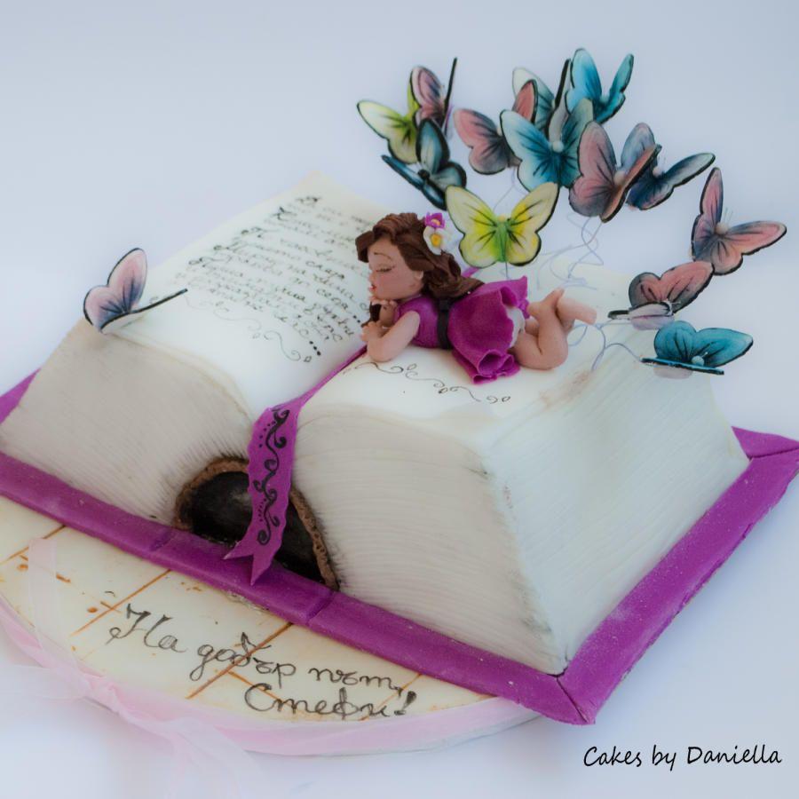 Fairy Kites Cake