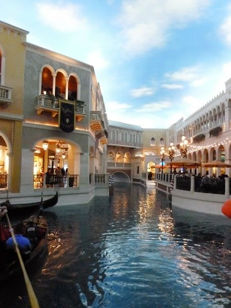 Venetian Gondola Ride Price Hours Coupons